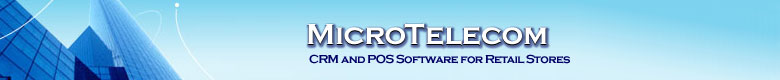 Cellular POS Software and Inventory Management Systems by MicroTelecom